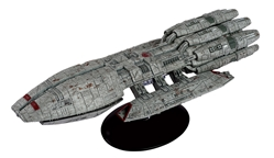 Battlestar Galactica - Battlestar Pegasus 2004  - Battlestar Galactica: The Official Starships Collection