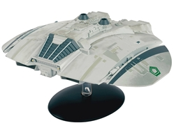 Battlestar Galactica - Classic Cylon Raider  - Battlestar Galactica: The Official Starships Collection