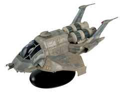 Battlestar Galactica - Raptor Modern  - Battlestar Galactica: The Official Starships Collection