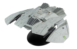 Battlestar Galactica - Cylon Raider Blood and Chrome - Battlestar Galactica: The Official Starships Collection