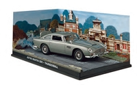 James Bond - Aston Martin DB5 - Thunderball 1965 by Eagle Moss Item Number EMBIM01