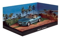 James Bond - BMW Z3 - Goldeneye 1995 by Eagle Moss Item Number EMBIM04