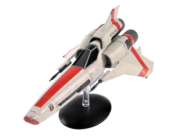 Battlestar Galactica - Viper Mk. II  -  Battlestar Galactica: The Offical Starships Collection