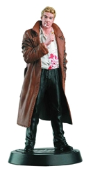 John Constantine - DC Comics Super Hero Collection  - Officially Licensed Figure  - Hand-Painted Metallic Resin  - Includes Magazine