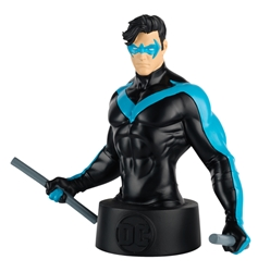 Nightwing - DC Universe Collectors Bust, Eagle Moss Item Number EMDCBUST07