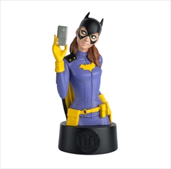 Batgirl - DC Universe Collectors Bust by Eagle Moss Item Number EMDCBUST10