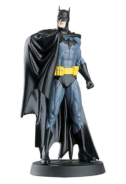 Batman - DC Comics Super Hero Collection (1:21), Eagle Moss Item Number EMDCC01