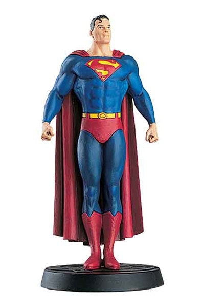 Superman - DC Comics Super Hero Collection (1:21), Eagle Moss Item Number EMDCC02