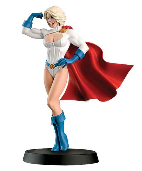 Power Girl - DC Comics Super Hero Collection  - Officially Licensed Figure, Eagle Moss Item Number EMDCC16
