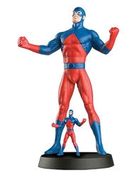 The Atom - DC Comics Super Hero Collection, Eagle Moss Item Number EMDCC24