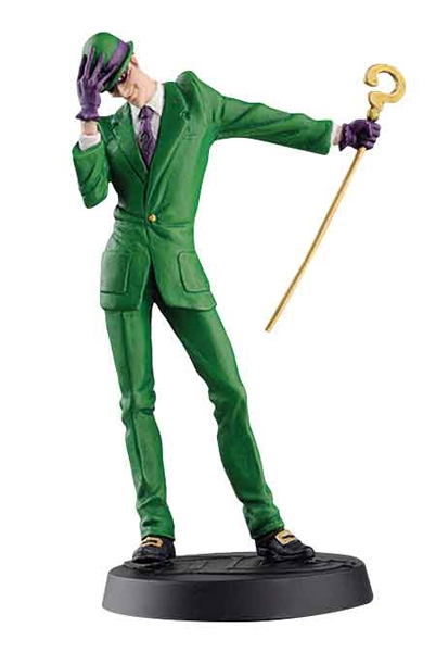 The Riddler - DC Comics Super Hero Collection (1:21), Eagle Moss Item Number EMDCC28