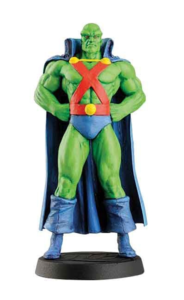 Martian Manhunter - DC Comics Super Hero Collection