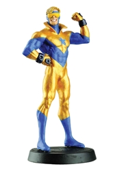 Booster Gold - DC Comics Super Hero Collection, Eagle Moss Item Number EMDCC31