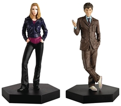 10th Doctor and Rose Tyler
