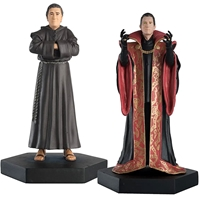 The Monk and The Master Time Lords Figurine Set - Doctor Who