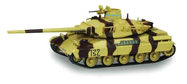 AMX-30 Tank - Greek Army  (1:72), Eagle Moss Item Number EM-CV012