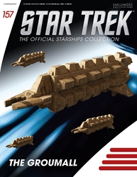 Star Trek - Cardassian Freighter <i>Groumall</i>