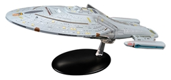 Star Trek - USS Voyager, NCC-74656 - Intrepid Class Starship - Special Edition Large Model (11 Inches Long)