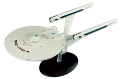 Star Trek - USS Enterprise, NCC-1701-A - Constitution-Class Starship, Refit - Special Edition Large Model (10.5 Inches Long)