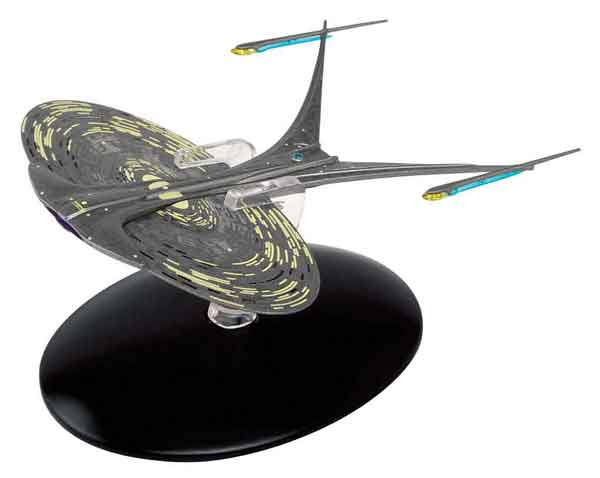 Star Trek - USS Enterprise - NCC-1701-J, Eagle Moss Item Number EMST89