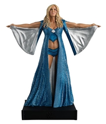 Charlotte Flair  - WWE Championship Figurine Collection - Cast Resin - Hand-Painted