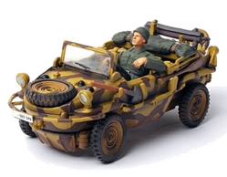 WWII German Schwimmwagen Type 166 Normandy 1944 (1:32), Forces of Valor Item Number FOV82002
