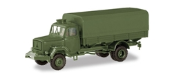 Armed Forces - Magirus A 6500 Truck high (1:87 HO)