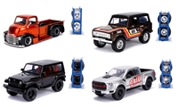 Just Trucks Wave 22 4Piece Case Includes (1:24)