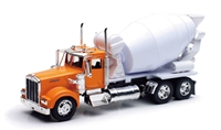 Kenworth W900 Cement Mixer