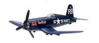 The Flying Bulls F4U4 Corsair Show Plane 1:48 by New Ray Diecast Item Number: NR21273