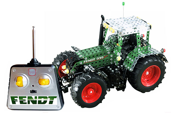 Fendt Vario 939 Radio Controlled Tractor (1:16), Tronico Item Number TRN10070
