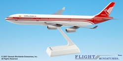 Air Lanka (79-99) A340-300 (1:200), Flight Miniatures Snap-Fit Airliners Item Number AB-34030H-011