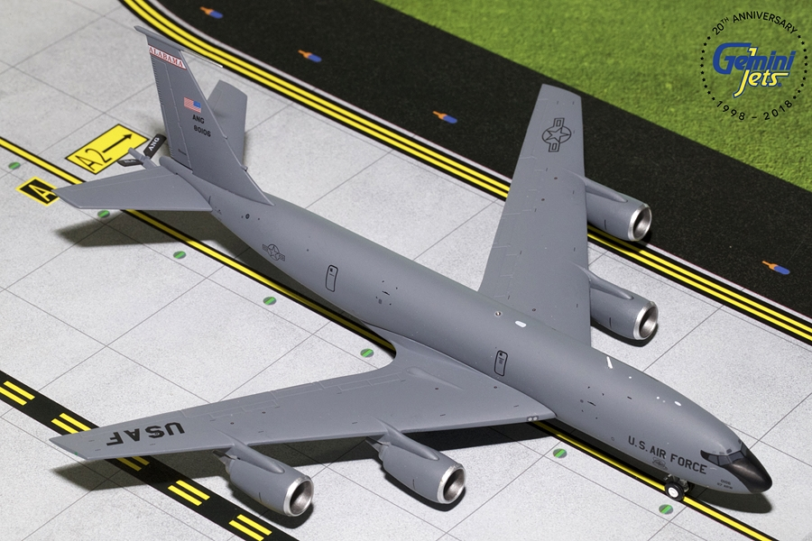 USAF Boeing KC-135R Alabama ANG 80106 (1:200) - Preorder item, order now for future delivery