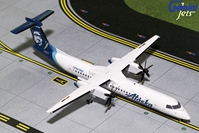 Alaska DASH 8-Q400 New Livery N438QX (1:200) - Preorder item, order now for future delivery