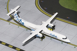 Flybe Dash 8-Q400 G-JECH (1:200), GeminiJets 200 Diecast Airliners, Item Number G2BEE053