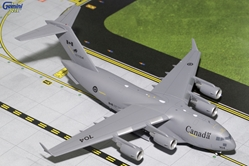 Royal Canadian Air Force C-17 Buffalo Logo 77004, GeminiJets 200 Diecast Airliners, Item Number G2CAF646