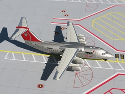 "Northwest RJ-85 ""Current Livery"" (1:200), GeminiJets 200 Diecast Airliners, Item Number G2NWA038"
