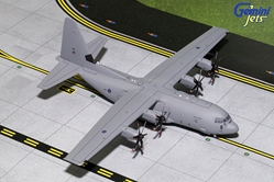 Royal Air Force C-130J ZH886 (1:200), GeminiJets 200 Diecast Airliners, Item Number G2RAF713