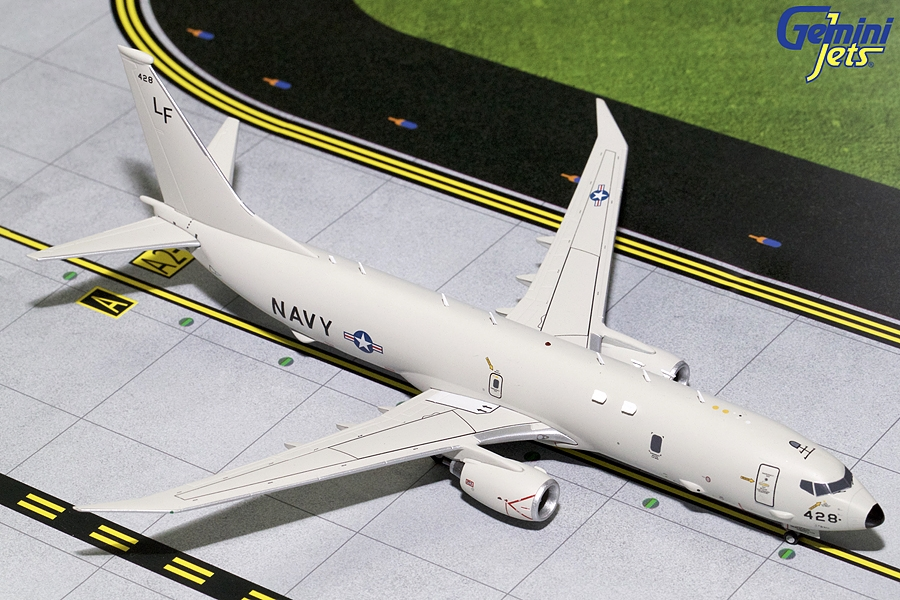 "US Navy P-8 Poseidon ""428"" (1:200) - New Mould - Preorder item, order now for future delivery"