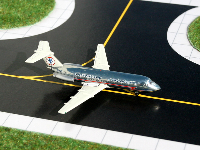 American BAC 111-400 (1:400), GeminiJets 400 Diecast Airliners, Item Number GJAAL116