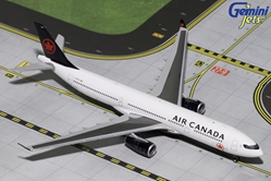 Air Canada A330-300 2017 Livery C-GFAF (1:400), GeminiJets 400 Diecast Airliners Item Number GJACA1737