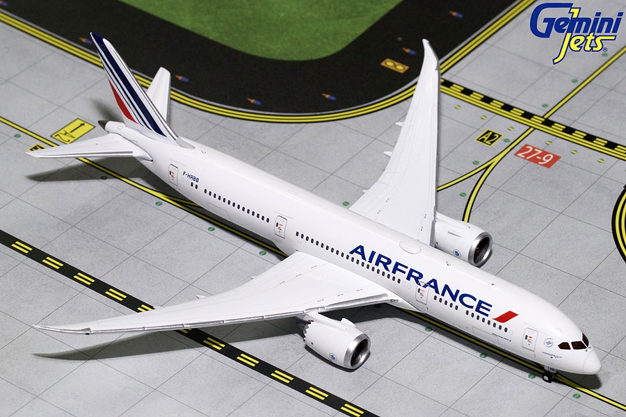 Air France B787-9 F-HRBB (1:400) - Preorder item, order now for future delivery