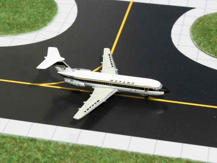 Mohawk BAC 111-200 (1:400), GeminiJets 400 Diecast Airliners, Item Number GJMOH215