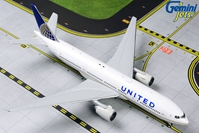 United B777-200ER N796UA (1:400) by GeminiJets 400 Diecast Airliners Item Number: GJUAL1806