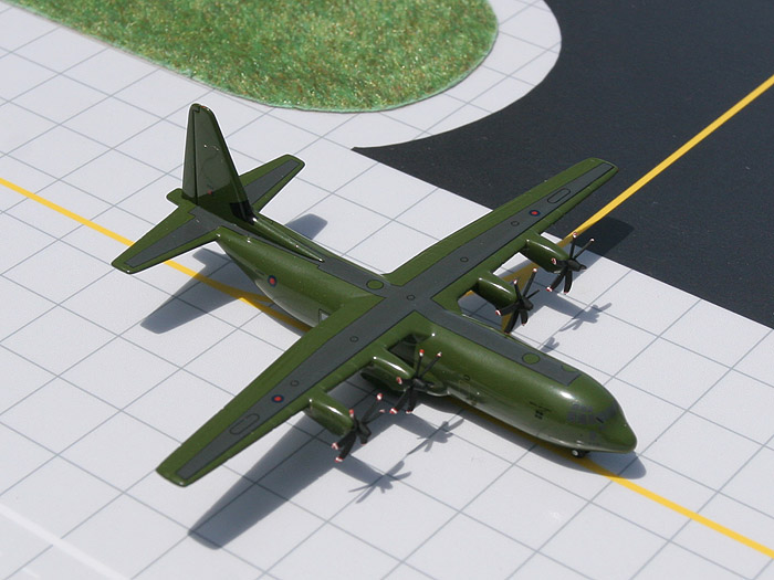 Royal Air Force C-130J-30 (1:400)