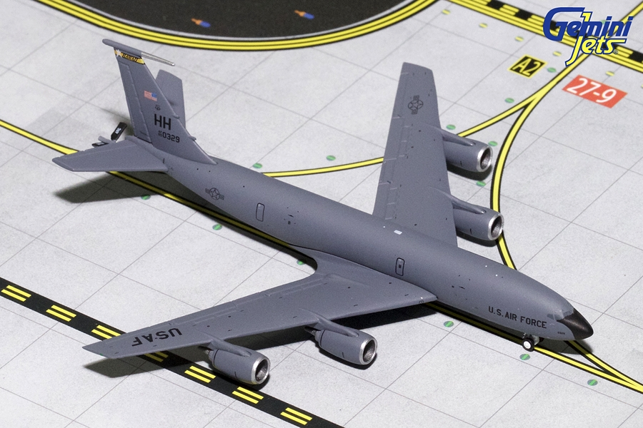 USAF KC-135R Stratotanker, Hawaii Air National Guard 60-0329 (1:400), Gemini MACS 400 Diecast Military Planes Item Number GMUSA076
