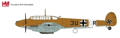 BF 110E-7 ,3U+OR, 7./ZG 26, Libya 1942 1:72, Hobby Master Diecast Airplanes Item Number HA1815