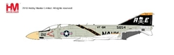 "F-4J Phantom II VF-84, ""Jolly Rogers,"" USS Franklin D. Roosevelt, 1972 (1:72) - Preorder item, order now for future delivery , Hobby Master Diecast Airplanes Item Number HA19004"