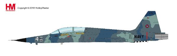 F-5F Tiger II, U.S. Navy, 1977 (1:72) - Preorder item, order now for future delivery