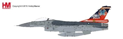 "F-16A Fighting Falcon, ROCAF ""Solo Demo"", 2017 (1:72) - Preorder item, order now for future delivery, Hobby Master Diecast Airplanes Item Number HA3857"